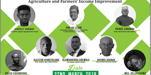 NAF Agribusiness Summit, 2019