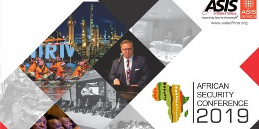 ASIS African Security Conference 2019