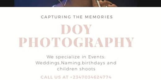 DOY PHOTOGRAPHY