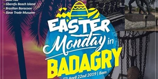 Badagry Tour (Easter Monday)