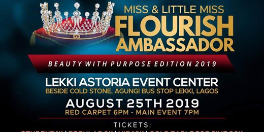 MISS & LITTLE MISS FLOURISH AMBASSADOR