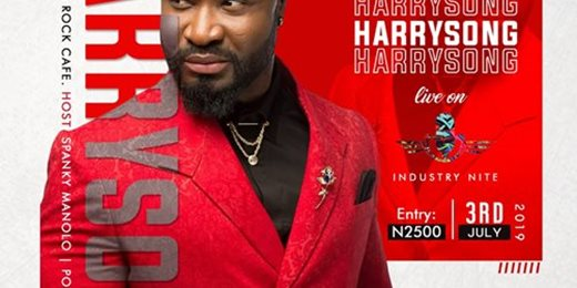 HARRYSONG LIVE ON INDUSTRY NITE