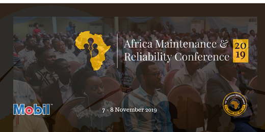 4th Africa Maintenance and Reliability Conference 2019