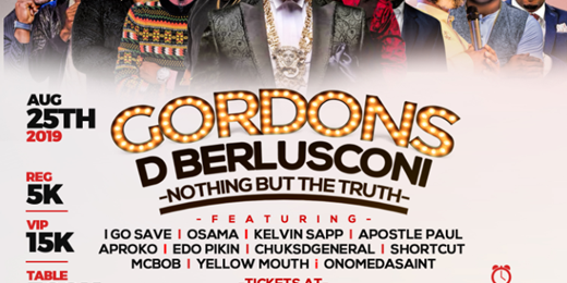 Gordons (Nothing But The Truth)