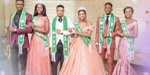 Mr and Miss Nigeria International (The Exquisit Edition)