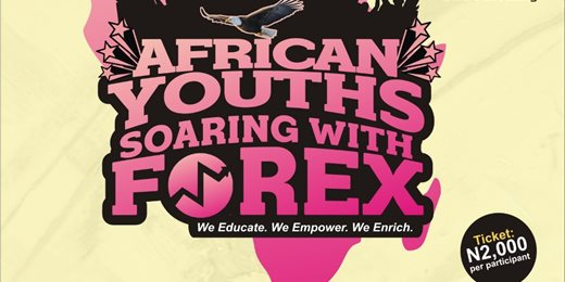 AFRICAN YOUTHS SOARING WITH FOREX