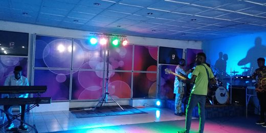 Stage Lighting Rentals by Dj Mef