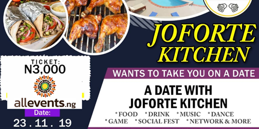 A Date With Joforte Kitchen