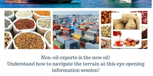 Export Information Session