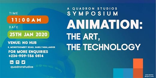 Quadron Animation Symposium