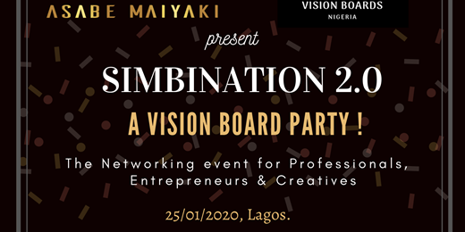 SIMBINATION 2.0 : A Vision Board Party!