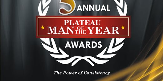 PLATEAU MAN OF THE YEAR AWARDS CEREMONY