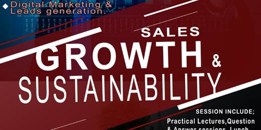 Sales Growth and Sustainability