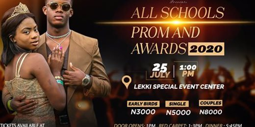 ALL SCHOOLS PROM AND AWARDS 2020