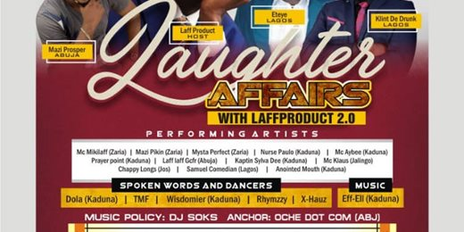 Laughter affairs with laugh product